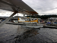 Flying on Kenmore Air